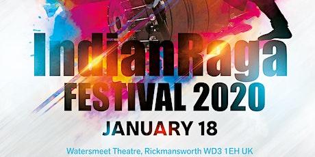 IndianRaga Festival 2020 tickets
