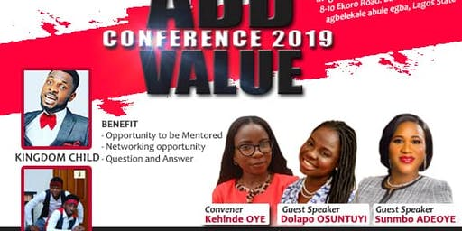 ADD VALUE CONFERENCE 2019