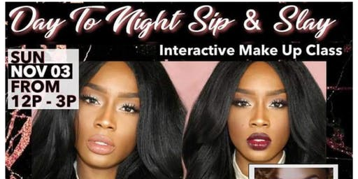 Kay's Bedroom Kandi presents Day to Night Sip and Slay
