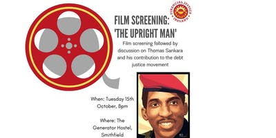 Film Screening: The Upright Man