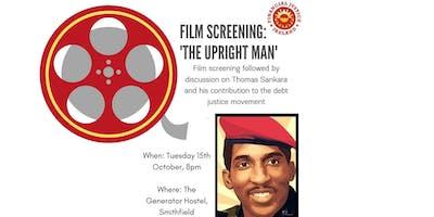 Film Screening: The Upright Man