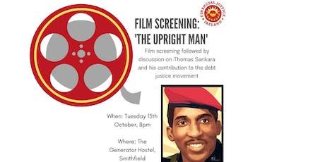 Film Screening: The Upright Man tickets