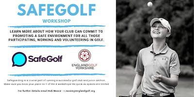 SafeGolf Workshop - Ripon City GC