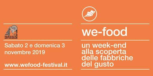 We-Food 2019 @ Azienda Agricola Gelmini