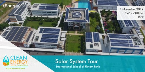 Solar System Tour at ISPP