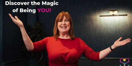 Discover the Magic of Being YOU! tickets