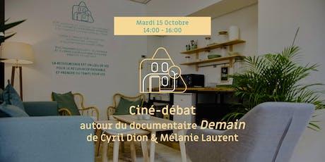 Ciné-débat autour du documentaire Demain billets