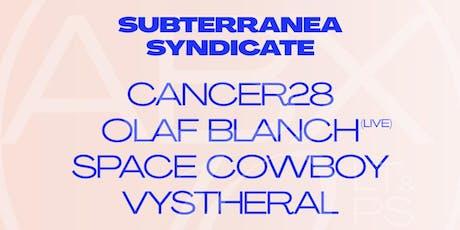 Subterranea Syndicate entradas