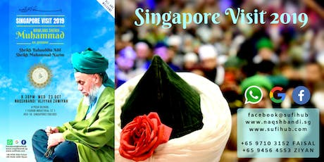 Spiritual Retreat Singapore 2019 (Private Event) tickets