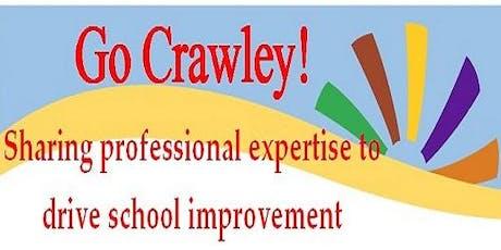 Go Crawley - Mathematics Event tickets