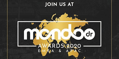 mondo*dr Awards EMEA & APAC 2020 Tickets