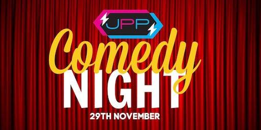 JPP Comedy Night