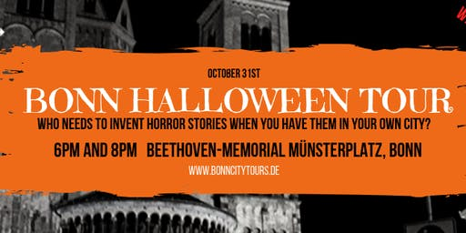 WALKING TOUR BONN - HALLOWEEN SPECIAL