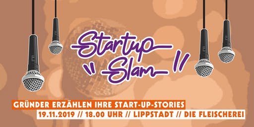 Start-up Slam Vol. 5