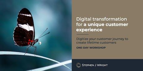 Digitize Your Customer Journey // One-Day Workshop billets