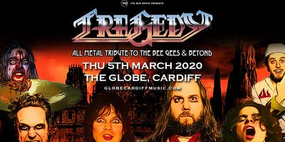 Tragedy: All Metal Tribute to the Bee Gees & Beyond (The Globe, Cardiff)