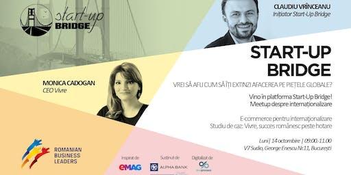 Extinderea internațională în 8 țări: Meetup cu Monica Cadogan, CEO@VIVRE