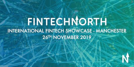 International FinTech Showcase Manchester tickets