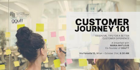FTA Fashion Breakfast: Customer Journey 101 biglietti