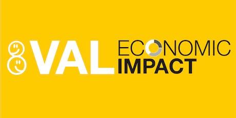 Economic Impact Workshop - Measuring your Impact tickets