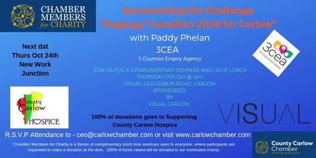 Chamber Members for Charity October tickets