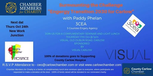 Chamber Members for Charity October