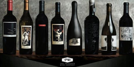 The Prisoner Wine Company Tasting Event tickets