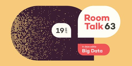 Room Talk 63 - Big Data #03 tickets