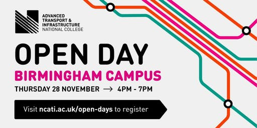 NCATI Open Day - Birmingham
