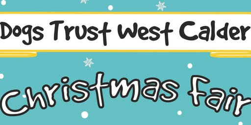 Dogs Trust West Calder Christmas Fair