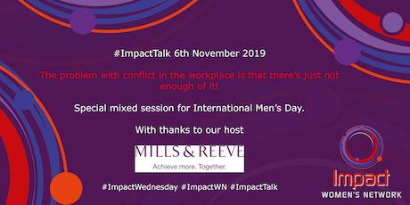 Impact Wednesday: 6th November 2019 tickets