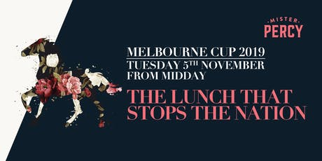 Melbourne Cup with Mister Percy tickets