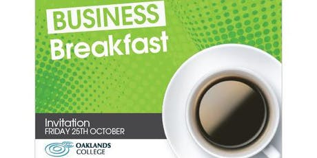 Business Breakfast with Grant Shapps MP tickets