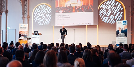 CPOs@BPM&O – 7. Prozessmanagement-Kongress Tickets