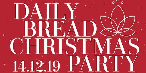 Daily Bread Yoga Xmas Party