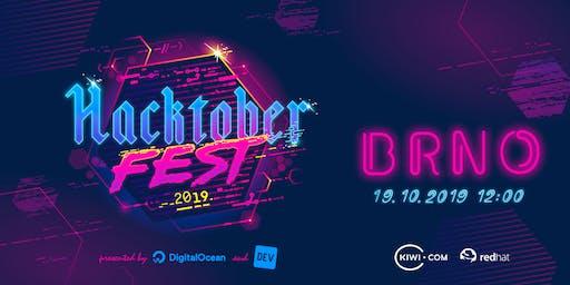Hacktoberfest Brno