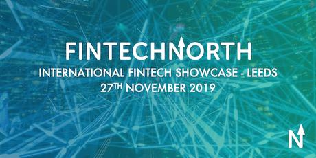 International FinTech Showcase Leeds tickets