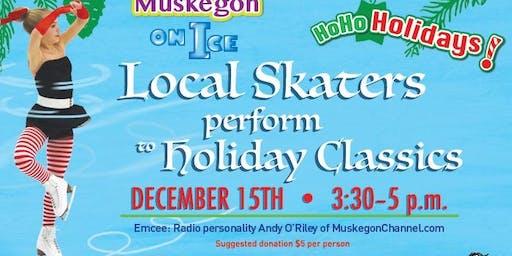 Muskegon on Ice: Holidays! (Figure Skating Show)