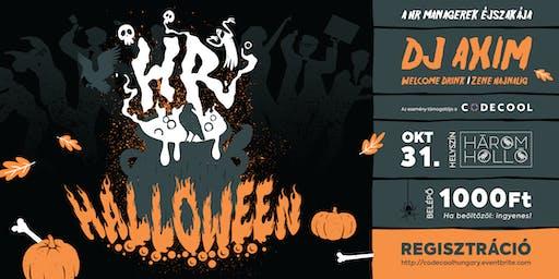 Codecool HR Halloween