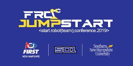 2019 FRC Jumpstart NE Conference