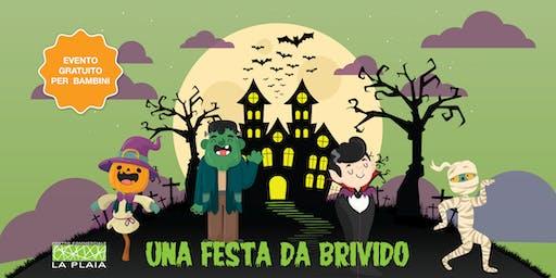 Una festa da brivido - Halloween Party in maschera per bambini