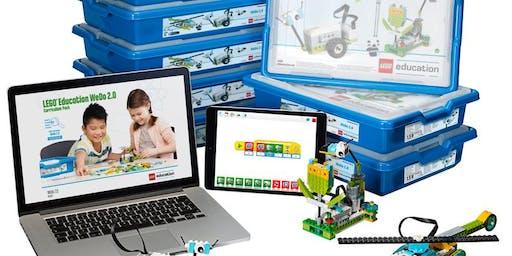 Aula Experimental - Lego Robótica
