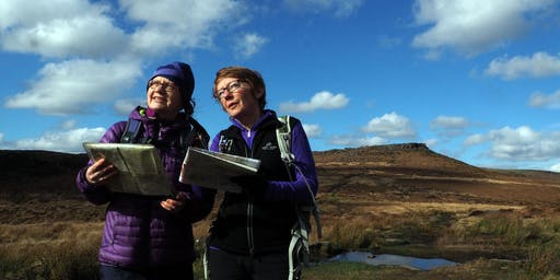NNAS Bronze Beginners Navigation Course for Women, Peak District