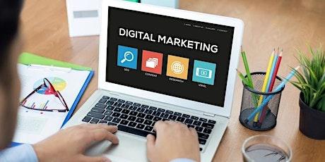 Digital Marketing Bootcamp - in partnership with Cosmic Digital tickets