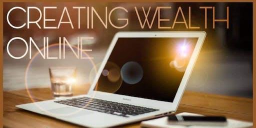 Creating Wealth Online