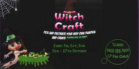 Witch Craft tickets