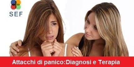 [NAPOLI] Seminario Gratuito Attacchi di Panico: Diagnosi e Terapia.