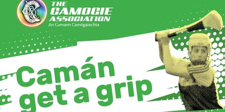 'Get A Grip' Camogie foundation Course tickets