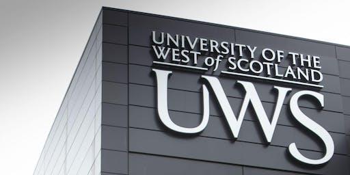 Copy of Public Partners UWS Future Nurse (Lanarkshire campus) - save the date