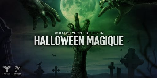 Halloween Magique